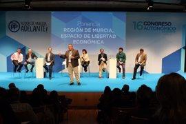 Aprobada por unanimidad la ponencia 'Región de Murcia, Espacio de Libertad Económica'
