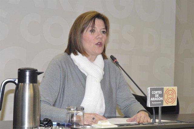Carmen Martínez (CHA)