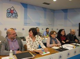 Ana Miranda, Olalla Rodil y Luís Bará, entre los seis nuevos miembros de la única candidatura para dirigir el BNG