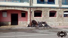 Un incendio causa daños en la cocina de un piso de Ribadesella