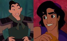 Así serán los remakes en imagen real de Mulán y Aladdin