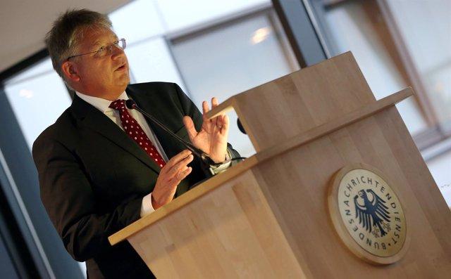 Bruno Kahl, director del Servicio Federal de Inteligencia de Alemania