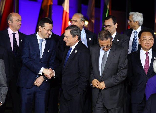 Cumbre G-20 en Baden Baden, marzo de 2017