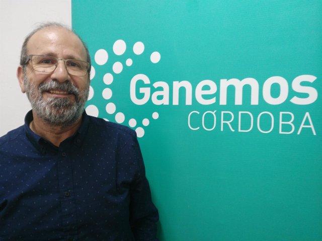 Paco Molina sustituirá a Alberto de los Ríos como concejal de Ganemos Córdoba