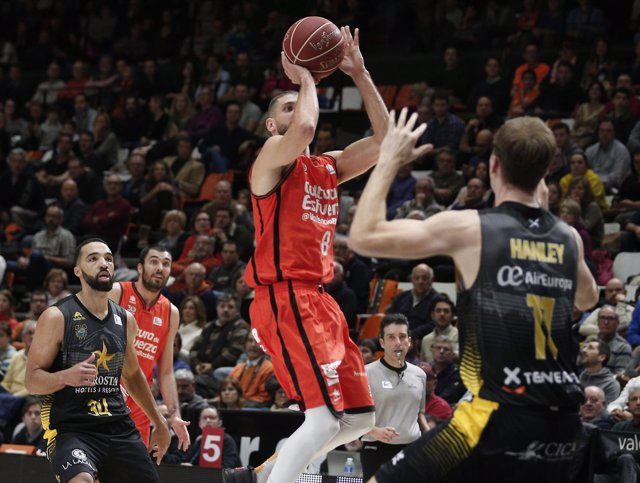 Valencia Basket - Iberostar Tenerife