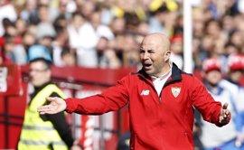 """Sampaoli: """"En el fútbol no hay ni pasado ni presente, solo futuro"""""""
