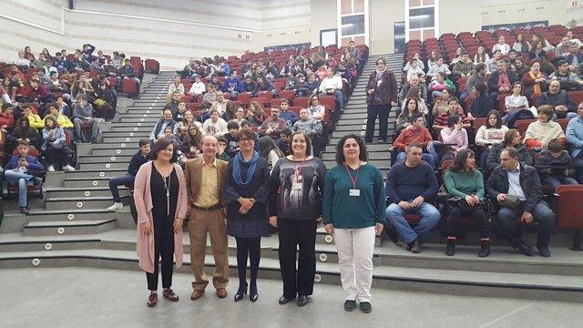 Olimpiada Matemática Thales en Córdoba