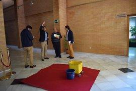 Cs reclamará 450.000 euros para restaurar el auditorio Maestro Padilla y el Teatro Apolo de Almería