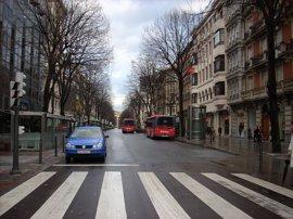 La celebración este domingo de la Clásica Cicloturista Bilbao-Bilbao afectará a varias calles de la Villa