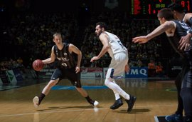 Bilbobus ofrecerá este domingo un servicio de lanzadera con motivo del partido del Bilbao Basket
