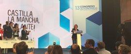 Cospedal propone a Robisco como portavoz de CLM, 5 mujeres como portavoces adjuntas