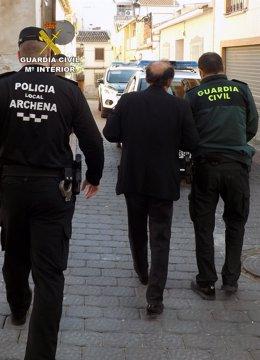 Detenido Archena