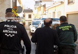 Detenida una persona por una falsa amenaza de bomba en el Ayuntamiento de Archena