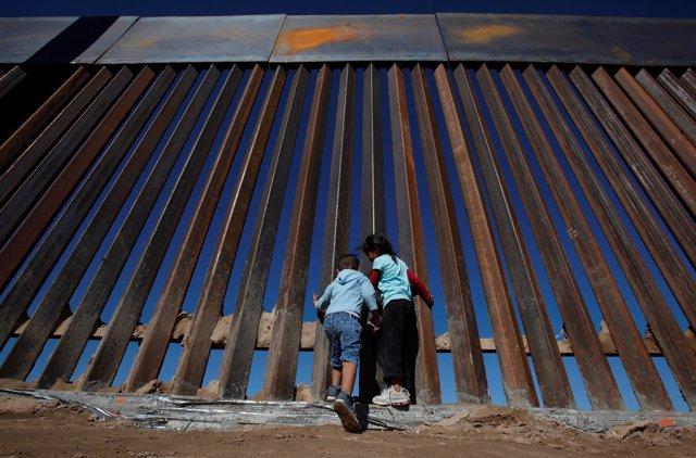 Muro en México