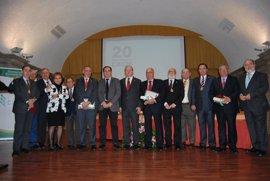 El Consejo Andaluz de Colegios de Médicos celebra su XX Aniversario