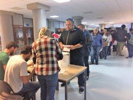 El 82,3% de la asamblea de Anova refrenda toda la candidatura encabezada por Antón Sánchez y Beiras fue el más votado