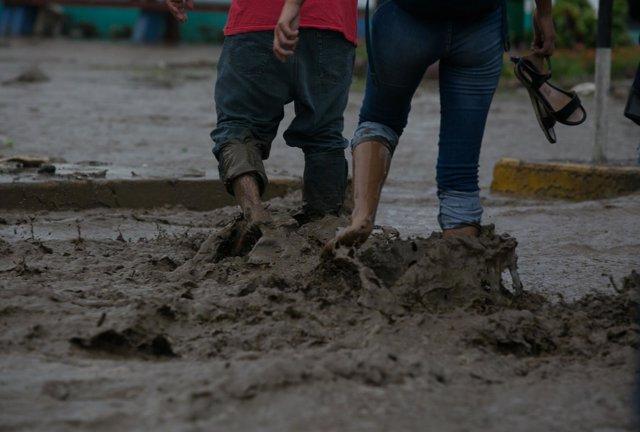 Inundaciones en Perú
