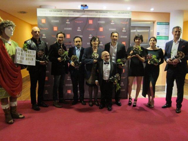 Premios San Pancracio