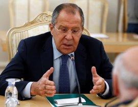 Lavrov afirma que la no participación de grupos armados sirios en Astaná denota deseo de entorpecer el proceso