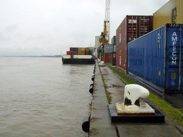 Puerto de Rosario