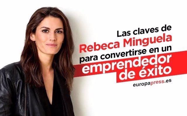 Entrevista con Rebeca Minguela