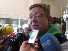 """Puig dice que es un """"gran honor"""" haber contribuido a que la Romeria de les Canyes sea declarada BIC"""