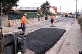 Santander contratará por 2,2 millones anuales el mantenimiento de viales