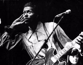 El mundo de la música, con los Rolling Stones y Bruce Springsteen a la cabeza, despide a Chuck Berry