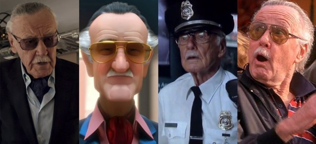 Cameos de Stan Lee en Marvel