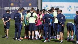 Neymar y Rafinha vuelven ante el Valencia