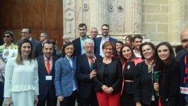 """Ruiz Espejo destaca """"la importancia"""" para Málaga de la aprobación de la Ley de Memoria Histórica"""
