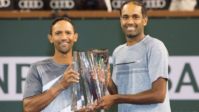 Rajeev Ram Raven Klaasen campeones dobles Indian Wells