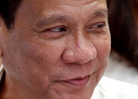 Duterte asegura que no tienen ningún miedo a una investigación del TPI sobre su guerra contra las drogas