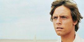 Star Wars: ¿Esta es la primera imagen de Luke Skywalker?