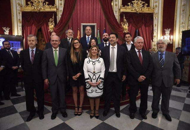 Galardonados por el Día de la Provincia de Cádiz 2017