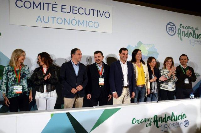 Comité Ejecutivo del PP-A