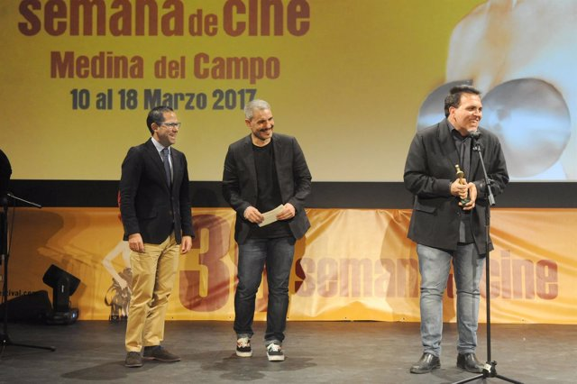 Semana de Cine de Medina del Campo, Toni Bestard