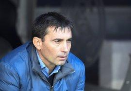 """Asier Garitano: """"El resultado es justo con lo que se ha visto en el campo"""""""
