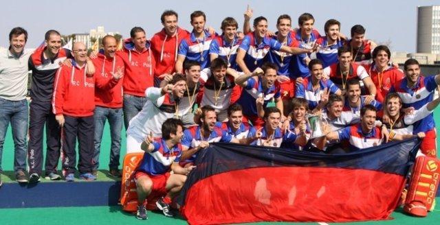 RC Polo hockey Copa Rey