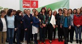 """PSOE-A: El Día de la Mujer ha sido más """"reivindicativo"""" por las """"políticas regresivas"""" de Rajoy"""