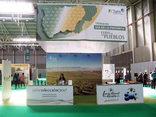 Feria de los Pueblos de Jaén