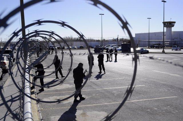 Cárcel en México