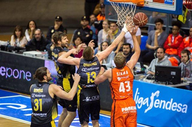Iberostar Tenerife - Valencia Basket