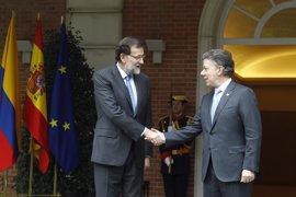 Santos habla con Rajoy para que el caso Electricaribe no afecte a las relaciones bilaterales