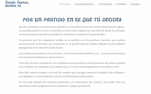 Decide Cuenca