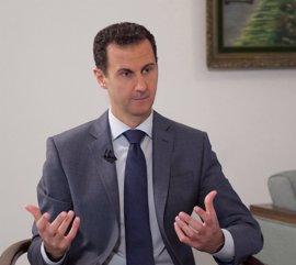 Parlamentarios europeos encabezados por un español llegan a Damasco para reunirse con Al Assad