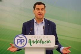 El PP-A no pedirá adelanto electoral si Díaz es elegida secretaria general del PSOE
