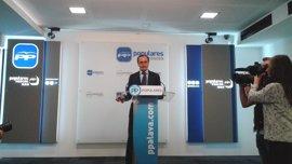Alonso cree que hoy se cerrará el pacto presupuestario con el Gobierno vasco