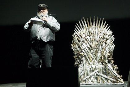 ¿Hará George R.R. Martin un cameo antes de que acabe Juego de tronos?