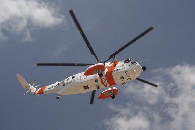 Helicóptero De Salvamento Marítimo Helimer 208